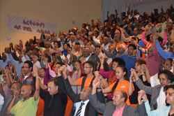 Eritrean community members in Manheim city express readiness