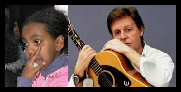 Eritrean Martyrs' Day that was held in London on 20th of June 2008,  attracted the interest of   one of the most influential celebrities in the world, Sir Paul McCartney, an English rock singer, bass guitarist, songwriter, composer, entrepreneur, record producer, film producer and animal-rights activist. impressed by Eritrean values .