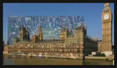 The Houses of Parliament ( UK )
