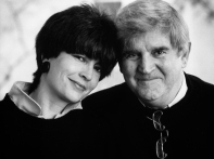 Fred and Gabi Hollows. Photo: David Hancock