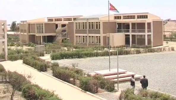 Eritrea: New High School